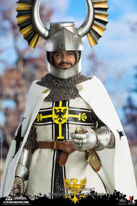 COO Model Teutonic Sergeant Standard Alloy Version Figure [CM-SE109]