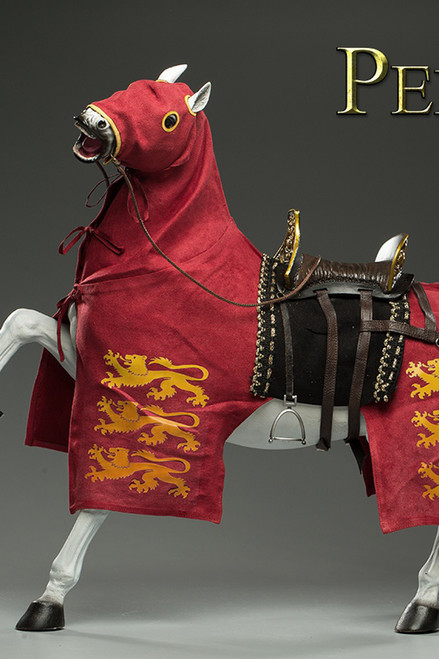 COO Model 1/6 Percheron Horse [CM-SE112]