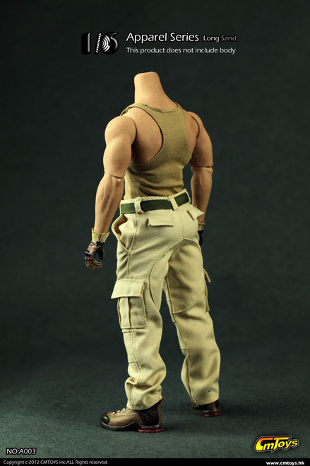 CMTOYS – 1/6 A Clothing Series – Long Sand (CMT-A003)