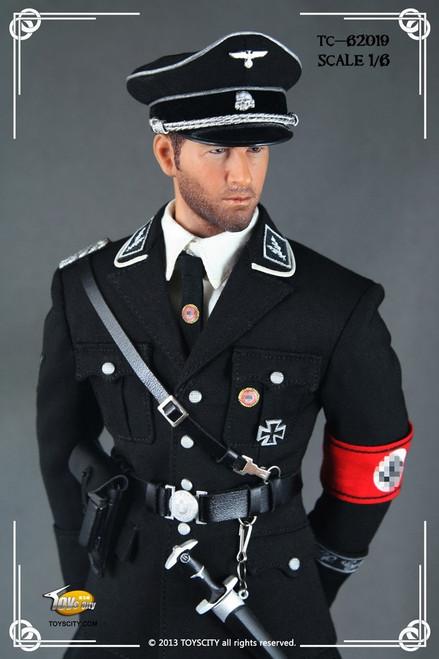 TOYSCITY 1/6 Waffen-SS Officer's