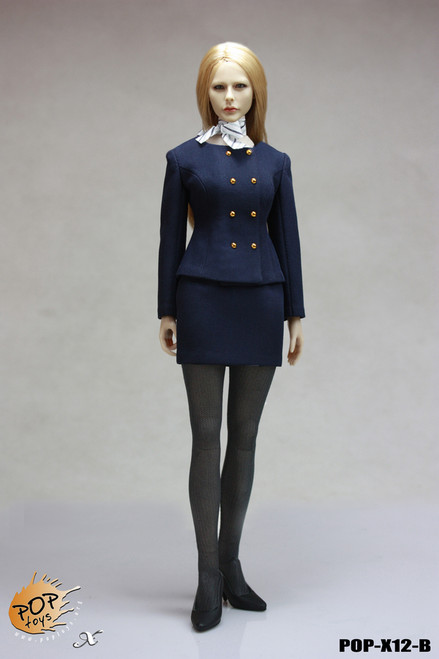 POPTOYS – Female Business Suit