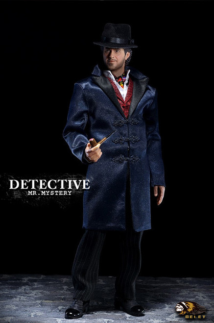 BELET- Detective Mr. Mystery