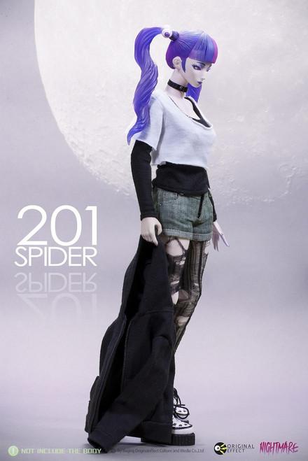 OE - Nightmare Theme Suit Spider Girl