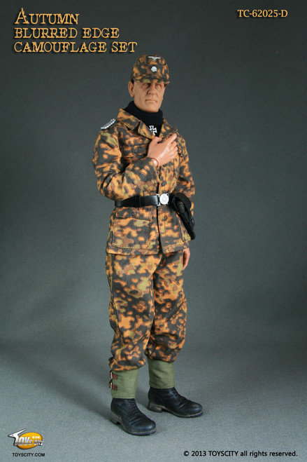 WWII German Camouflage