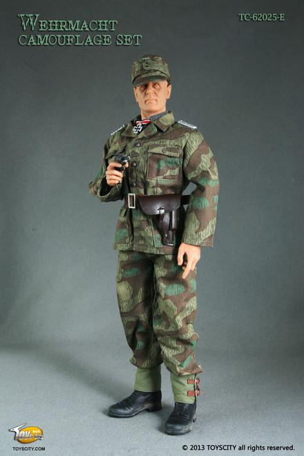 WWII German Camouflage – Wehrmacht