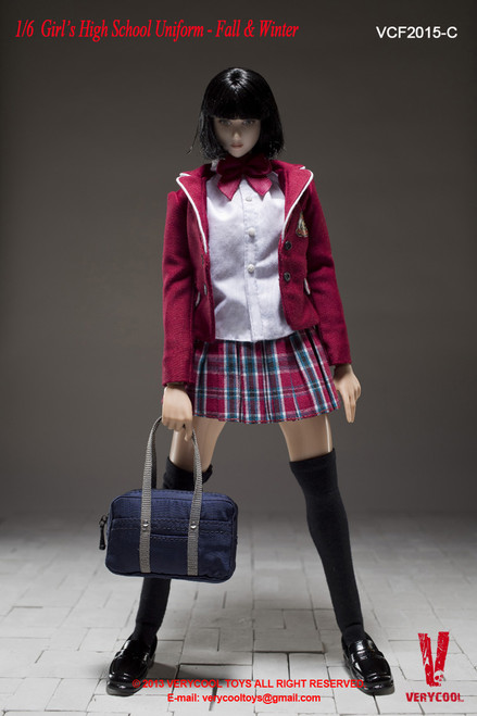 Very Cool Girl's High School Uniform