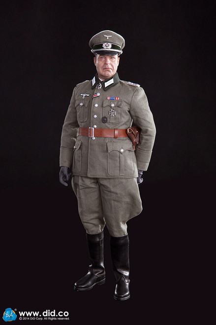 [DID-D80096] DID WWII German WH (Infantry) Major Achbach
