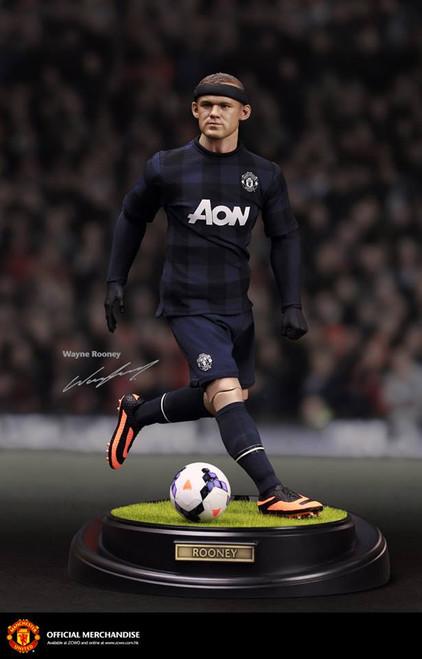 [ZC-ROONEYAK] ZC World Manchester United - Wayne Rooney (Away Kit 2013-14)