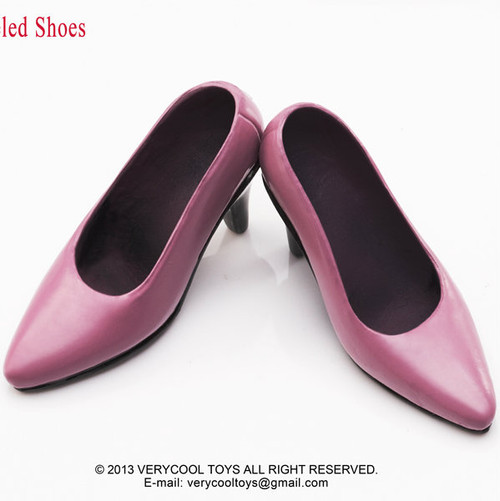 [VCF-2017D] Very Cool High-Heel Shoes in Violet
