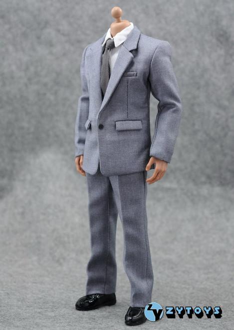 [ZY-7018] ZY Toys Men in Suit Set A