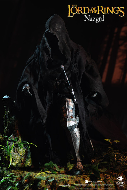 [ASM-RINGWRAITH] Asmus Toys Ringwraith & Nazgul Steed 1/6 Collectible Action Figure Set