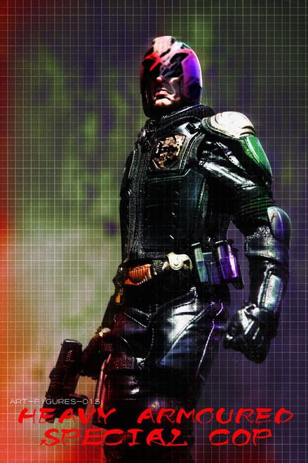 [AF-015] ARTFIGURES Heavy Armored Special Cop