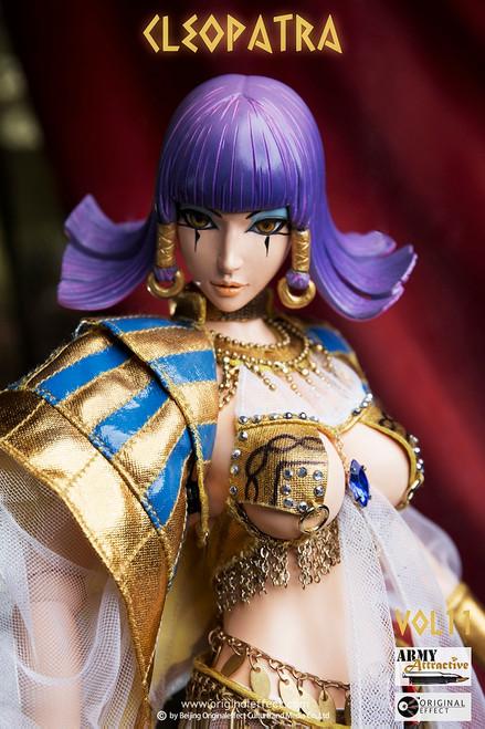 [OE-VOL11] Original Effect Army Attractive Cleopatra