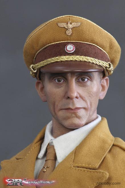 [3R-GM613] 3R Joseph Goebbels Reich Minister of Propaganda