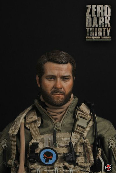 [SS-084] Soldier Story Zero Dark Thirty-DEVGRU Squadron Team Leader Boxed Figure