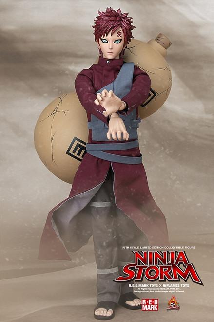 "[RM-002] R.E.D.MARK ""NINJA STORM"" Collectible Boxed Figurine"