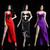 [VST-18XG49B] 1/6 Black Dress for TBLeague S12D Body by VS Toys