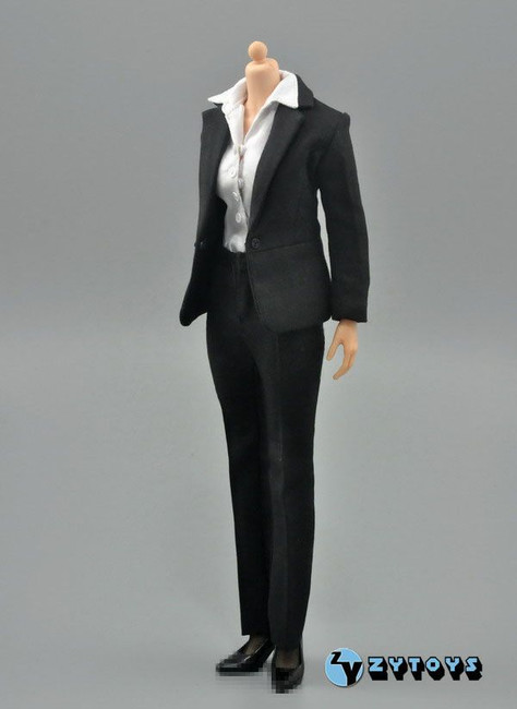 [ZY-7021] ZY Toys Women Suit For 1:6 Scale Female Bodies
