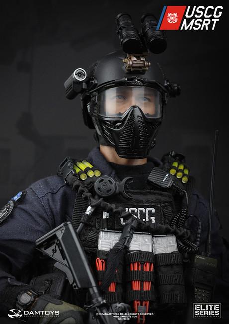 [DAM-78016] Dam Toys U.S. Coast Guard MSRT (Maritime Security Response Team)
