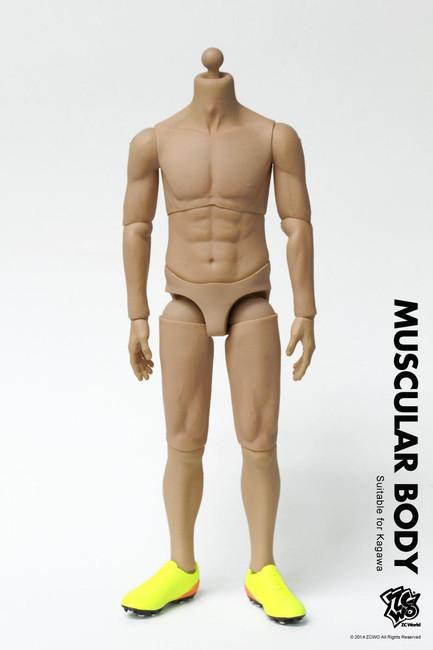[ZC-159] ZC World Muscular Body - Suitable for Kagawa