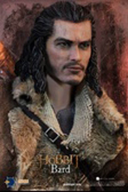 [ASM-HOBT02] Asmus Toys Lord of the Rings The Hobbit Series: Bard 1:6 Movie Boxed Figure