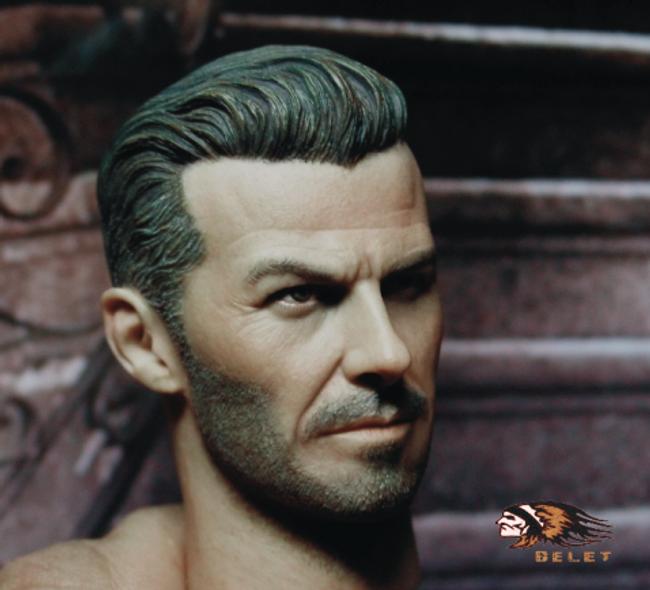 [BLT-011] BELET- Character Head Sculpt 11