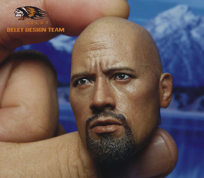 [BLT-013] BELET- Andmighty Detective Character Head Sculpt for 1/6 Scale Figures