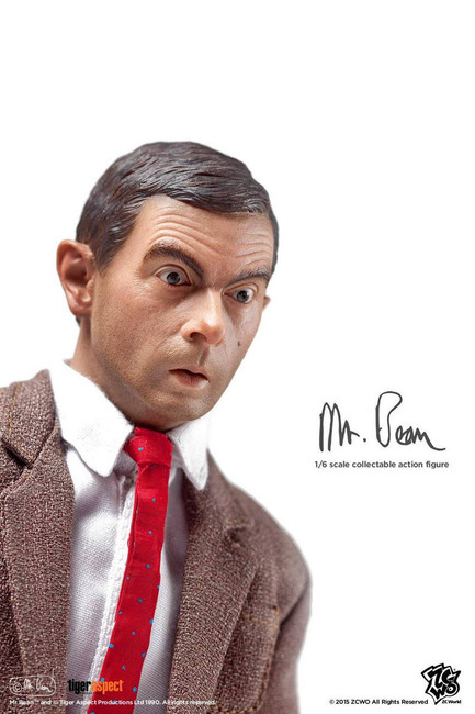 [ZC-184] ZCWO 1:6 Mr.Bean Boxed Action Figure