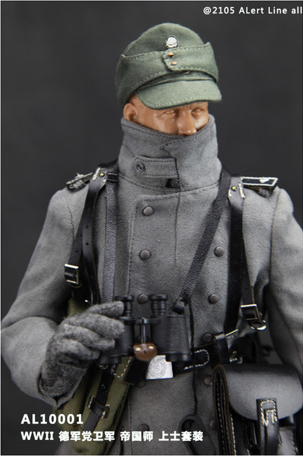 [AL-10001] Alert Line WWII German Waffen-SS Staff Sergeant 1:6 Uniform Set & Accessories