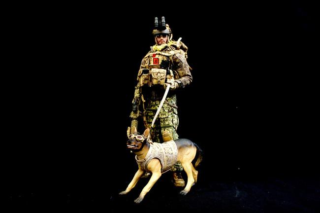 [BBI-003994] bbi Elite Force 1:6 SEAL Team Six : DEVGRU - Red Team