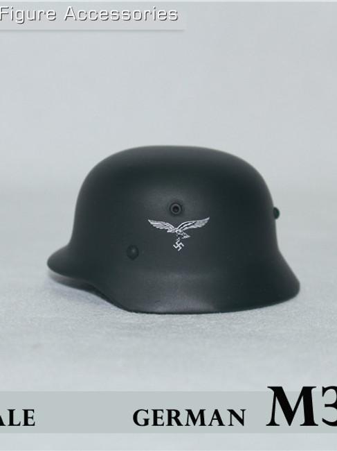 [ZY-M35-LW] ZY Toys 1:6 German M35 Luftwaffe Metal Helmet