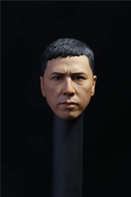 [MIS-H010] 1:6 Kung Fu Ip Figure Character Head