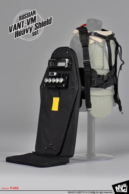 [MC-P053] MC Toys 1:6 Russian VANT-VM Heavy Shield Set Action Figure Accessory