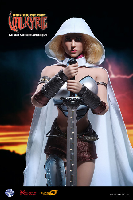 [PL2015-91] Phicen Limited Power of the Valkyrie 1:6 Collector Comic Figure