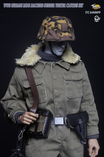 [TC-68009] Toys City WWII German MG42 Machine Gunner Winter Clothes Set