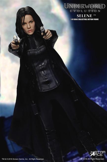 [SA-0033] Star ACE Official licensed UnderWorld 2: Evolution Selene 1/6 Female Figure