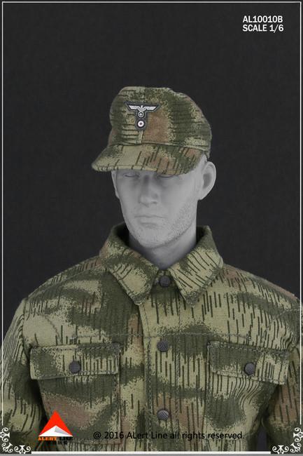 [AL-10010B] Alert Line Action Figure Wehrmacht Swamp Camouflage Uniform Suit