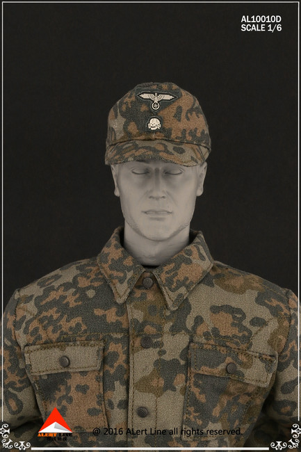 [AL-10010D] Alert Line Action Figure Wehrmacht Oak Leaf Camouflage Uniform Suit