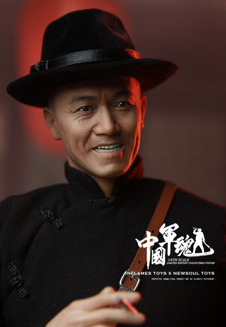 [IFT-015] Inflames Toys X Newsoul Toys China Military Spirit Collectible Figure Specification