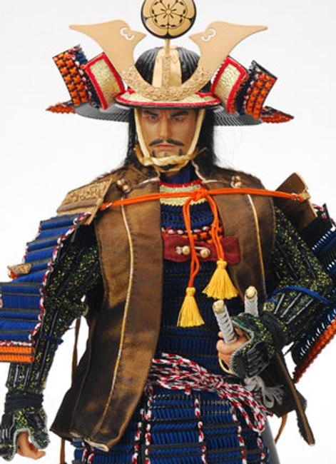 [SR-6110] Star Toys Japanese Samurai Oda Nobunaga 1:6 Boxed Figure