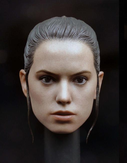 [MIS-H027] 1:6 Custom Actress Action Figure Head