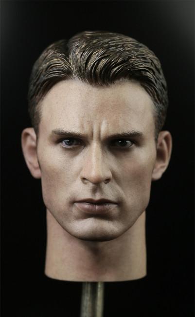[MIS-H029] 1:6 Steve Character V 3.0 Head Sculpt