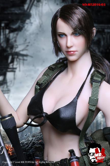 [MT-2016-03A] Mr Toys Sexy Sniper 1:6 Scale Figure Accessory