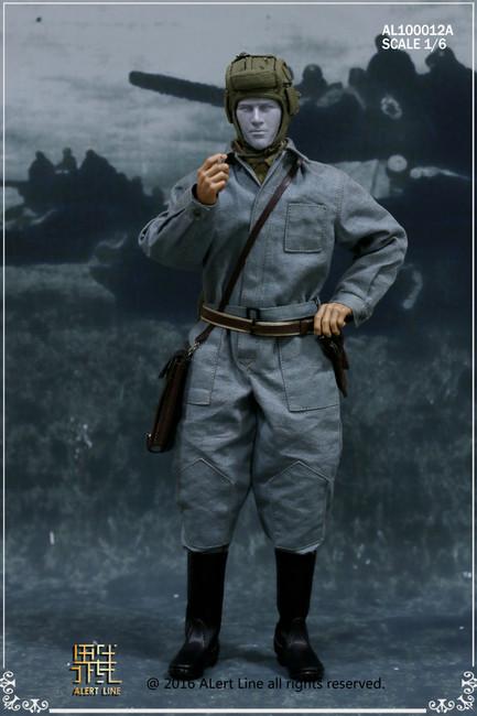 [AL-10012A] Alert Line WWII The Soviet Tank Corps Suit