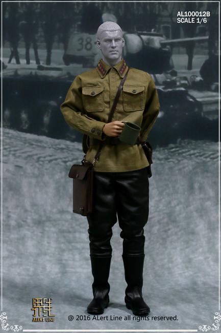 [AL-10012B] Alert Line WWII The Soviet Tank Corps Suit
