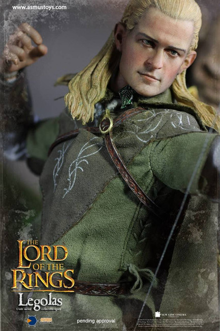 [ASM-LOTR010] The Lord of the Rings Series Legolas 1/6 Collectible Figure by Asmus Toys