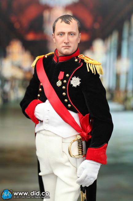 [DID-N80121] DiD 1:6 Napoleon Bonaparte Emperor of the French Figure