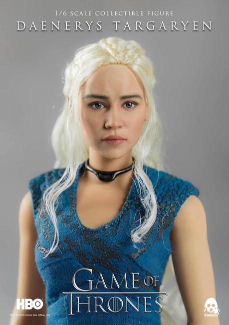 [3Z0018] HBO ThreeZero Game of Thrones Daenerys Targaryen 1/6 Collectible Figure
