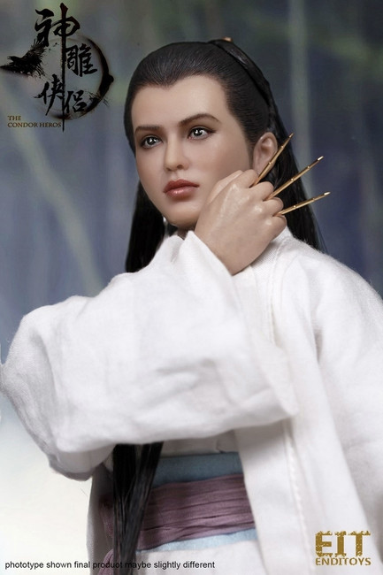 [EIT-1706] End I Toys 1:6 Little Dragon Maiden in The Return of the Condor Heroes