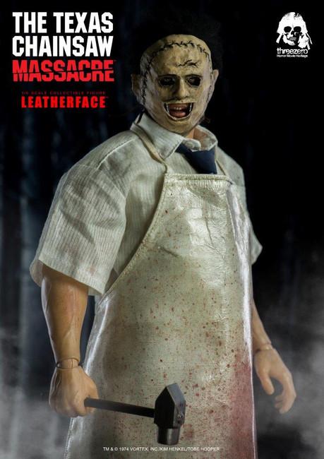[3A-3Z0042] threezero The Texas Chain Saw Massacre Leatherface 1/6 Figure